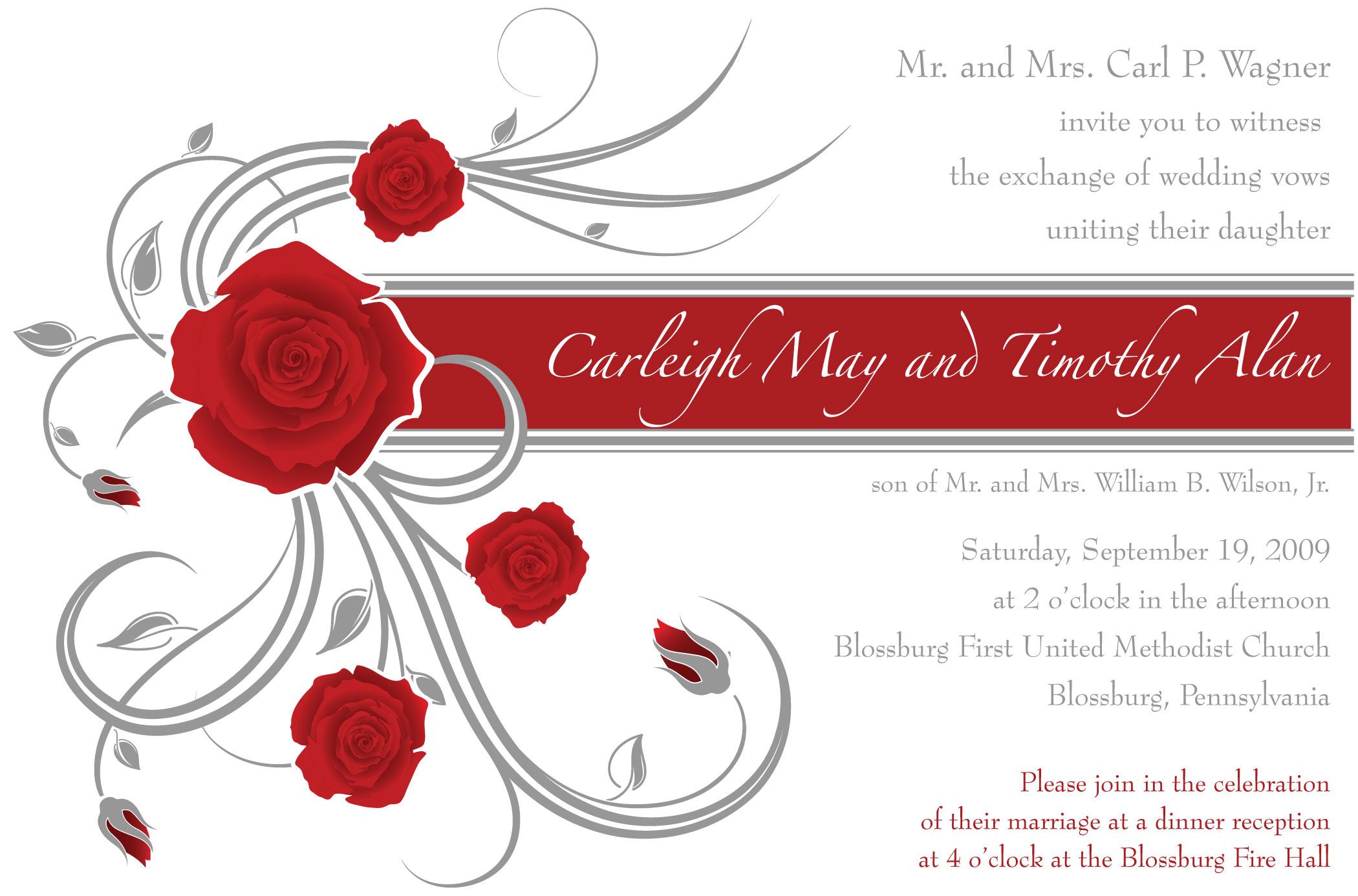 Eventful Invitations | Wedding